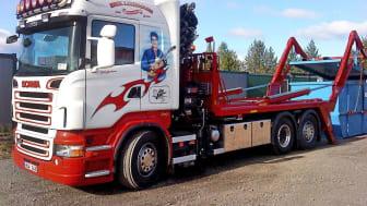 Lastbilen med bästa påbyggnad koras på Mantorp Park 27 augusti 2011