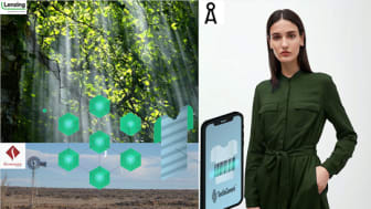 Sustainability pioneers partner to create fiber-to-retail traceability