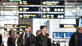 Ny rekordmånad för Göteborg Landvetter Airport