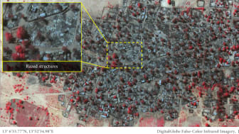 Nigeria: Satellitbilder avslöjar Boko Harams illdåd