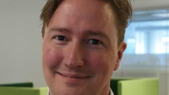 Magnus Torrkulla, IT-chef Umeå Energi