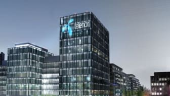 Telenors nya huvudkontor på klassisk mark
