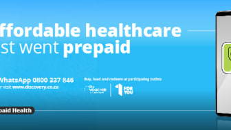 The Discovery Prepaid Health platform brings affordability, transparency and predictability to the costs of care by allowing users to buy prepaid vouchers for valued services – starting with face-to-face visits to a GP with access to medicine, all-in