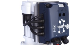 The VETUS BOW PRO Boosted Series has been expanded with two new larger VETUS BOW PRO Boosted thruster models – the BOWB180 and BOWB210