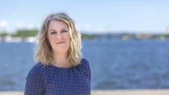 På konferensen Livets Möjligheter ska Lena Hallengren bland annat redogöra för hur man från regeringens sida ser på den framtida utvecklingen av anhörigstödet. Foto: Victor Svedberg.