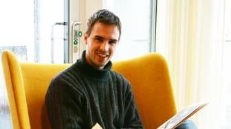 Lars Kristian Stramrud anbefaler å søke sommerjobb i  Undervisningsbygg