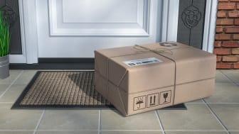 Nu klimatkompenserar DB Schenker i Sverige samtliga paket som skickas med företaget.