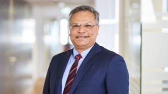 Ashwin Bhat wird Vertriebsvorstand von Lufthansa Cargo
