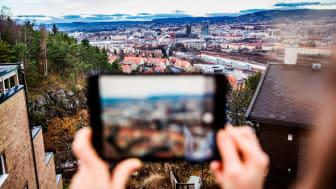 Med en gjennomsnittlig hastighet på 80.96 Mbit/s leverer Oslo det raskeste fylkesnettet i Norge.