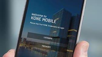App KONE Mobil