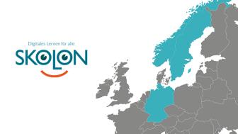 Skolon lanserer i Tyskland