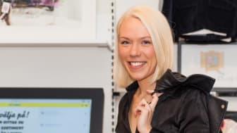 Sofia Norén vill hjälpa företag att förstå den snabba digitaliseringen.