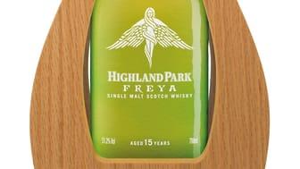 Highland Park firar våren och ljusets ankomst med whiskyn Freya