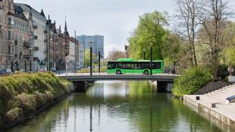 Malmö visar fortsatt stabil riktning mot fossilbränslefrihet