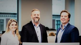Experis Cyber Security: Silje Helen Dyvik, Bjarte Malmedal, Morten Stoa