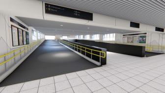 Major platform revamp at London Euston unveiled