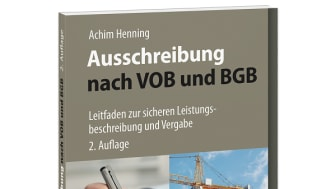 Ausschreibung nach VOB und BGB