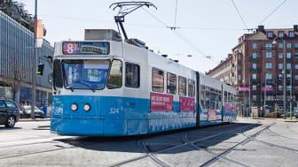 Gratis kollektivtrafik hett ämne på Persontrafik