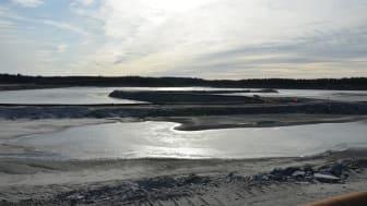 Bild från Enemossen, Zinkgruvan Mining.