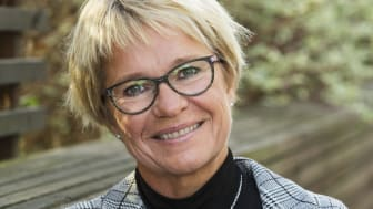 Yvonne Westerlund, affärsutvecklare Riksbyggen