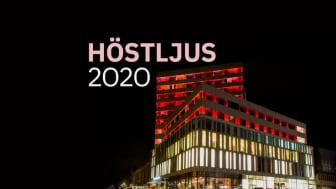 Höstljus tillbaka i Umeå centrum