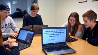 Pressinbjudan: Invigning av miljonsatsning på programmering i skolan