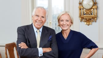 Anna-Karin Celsing blir stiftelsedirektör hos Anders Wall