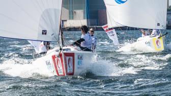 Sailing Champions League bietet Segelaction in Kiel Bild 2 (c)Lars Wehrmann SCL