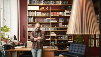 David Polfeldt, ny medlem i Ung Svensk Form-juryn