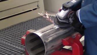 Norton X-Treme: Ny lamellrondell ger effektivare slipning