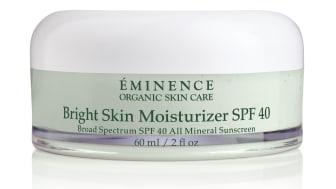 Éminence Organics Bright Skin Moisturizer Spf 40