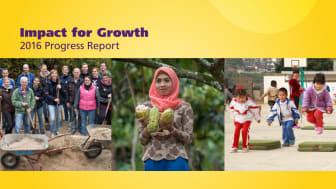 Společnost Mondelēz International opět pokročila v dosažení svých cílů udržitelného rozvoje