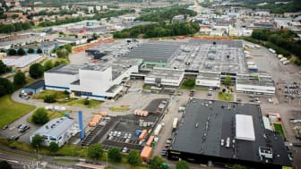 Stena Fastigheter förvärvar fastighet i Göteborg tillsammans med Ikano Bostad
