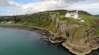 The fabulous Blackhead Coastal pathway
