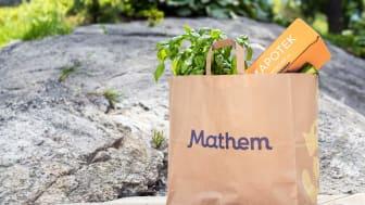 Varor från Mathem och Kronans Apotek nu med samma Mathem-leverans