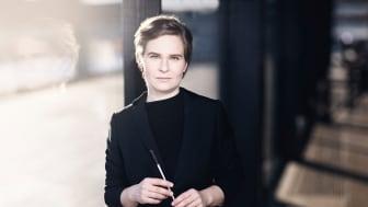 Dirigent Eva Ollikainen