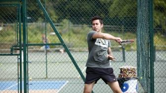 The flexible tennis revolution has come to Bury!