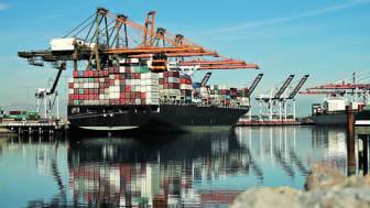 Containerschiffe sollen sauberer werden
