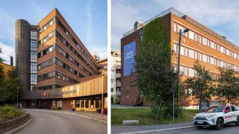 Frelsesarmeen flytter til Ensjøveien 23B. Eiendommen eies i dag av Höegh Eiendom og Lerka Eiendom,