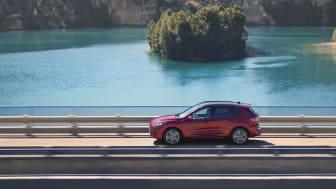 Ford julkaisi täysin uuden Ford Kugan kilpailukykyiset hinnat