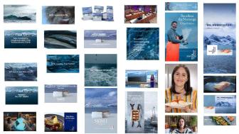 Et lite utvalg fra noen av fjorårets sjømatkampanjer som ble kjørt i 27 land.