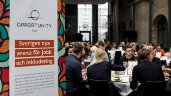 Stena Fastigheter samverkar med Opportunity day som ett led i sitt hållbarhetsarbete. Foto: Nova Faham.
