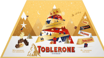 Toblerone adult selection box
