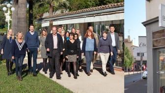 Nu öppnar Bjurfors mäklarkontor i franska Antibes.