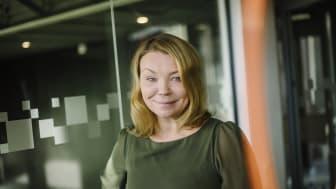 Magdalena Norlin-Schönfeldt, analyschef på DIGG.