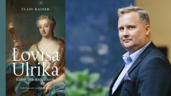 Svenska Akademiens Axel Hirsch pris tilldelas författaren Claes Rainer