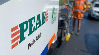 Peab Asfalt vinner upphandling i Vallentuna kommun