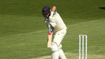 Sam Northeast passed 50 for England Lions against NSW XI (Getty Sport)