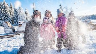 Vinteridyll i Trysil! Foto: Hans Martin Nysæter, Trysil