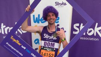 Nottingham runner embarks on 2,000 mile year-long mission for the Stroke Association